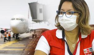 Anuncian vuelos internacionales para octubre, pero solo corporativos