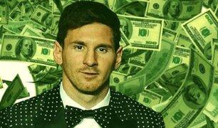 Messi en la cima: la 'Pulga' es billonario y el mejor pagado del mundo según Forbes