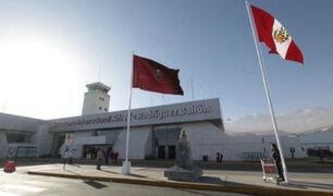 Arequipa reinician viajes aéreos: se permitirán tres vuelos diarios