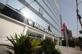 Trabajadores de la Municipalidad de San Isidro en riesgo por casos COVID-19 en oficinas