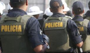 El Agustino: Ministerio Público cita a policía tras ser acusado de violar a menor