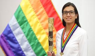 Conozca a la joven de 25 años que asumió la alcaldía del Cusco