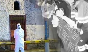 Retiran cuerpos de esposos que fueron asesinados en su casa de Punta Negra