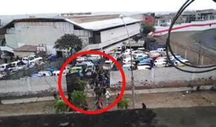 VES: mototaxistas irrumpen en depósito municipal para recuperar vehículos incautados