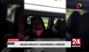 La Molina: joven insulta y discrimina a sereno tras ser detenida
