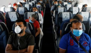 Minsa sobre vuelos internacionales: reinicio depende de evolución de pandemia