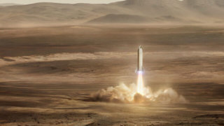 Elon Musk cree que los primero humanos en llegar a Marte no sobrevivirán