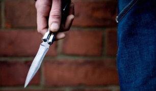 Ica: ladrones matan a puñaladas a conductor para robarle su vehículo