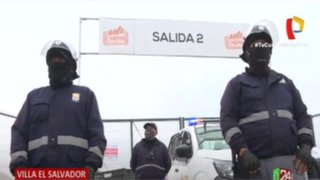 Villa El Salvador: Municipalidad clausuran autocinema horas antes de inauguración