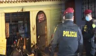 Lambayeque: implementan línea de alerta para denunciar fiestas