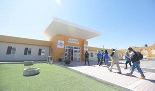 COVID-19: hospitales de Moquegua serán administrados por EsSalud