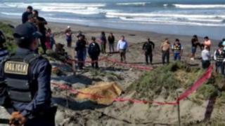 Trujillo: un hombre y una mujer fueron hallados muertos en playa Las Delicias