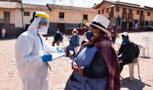 Cusco: brigadistas buscarán casa por casa a infectados con Covid-19