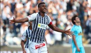 Liga 1: Alianza Lima ganó 2-0 a Deportivo Llacuabamba por el Tonerno Apertura
