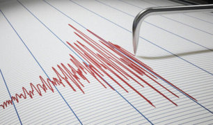Amazonas: sismo de magnitud 3.9 se registró esta tarde