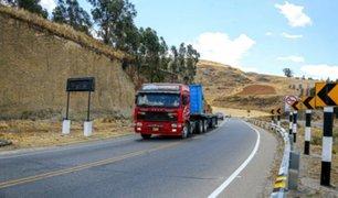 Nueva Carretera Central: MTC viene coordinando con alcaldes ejecución de obra