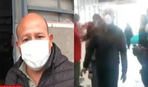Congresista de Acción Popular es captado bailando en fiesta en plena pandemia