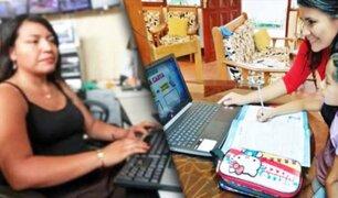 Educación a distancia: Minedu premiará a los docentes más creativos