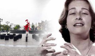 Felices 100 años Chabuca Granda