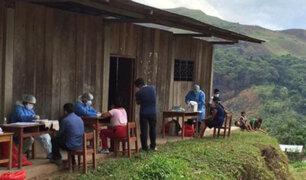 Cajamarca: 146 integrantes de una comunidad nativa awajún dan positivo al Covid-19
