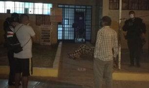 Chaclacayo: anciano con problemas respiratorios murió en puerta de posta médica