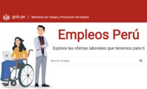 ¿Cómo postular a alguno de los 7 mil empleos que ofrece el MTPE?