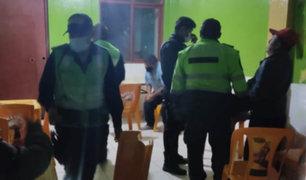Covid-19: clausuran por tercera vez un bar clandestino en Tacna