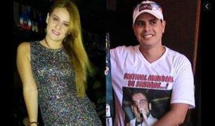 Lourdes Sacín denuncia brutal maltrato físico y psicológico de Andy V