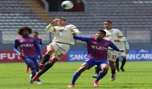 Universitario se impuso 3-2 ante Alianza UDH