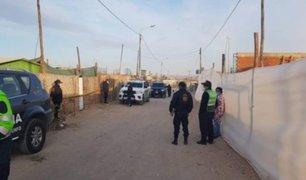 Ahorcan a mujer al interior de su vivienda en Arequipa