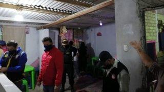 Lambayeque: cerca de 500 personas fueron intervenidas por no respetar imnovilización social