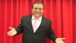 Comediante Manolo Rojas dio positivo al COVID-19