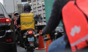 Rechazan propuesta que restringe el tránsito de repartidores delivery en Lima