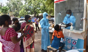 India ya es el segundo país más golpeado por la pandemia