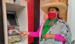 MEF: todos los peruanos estarán bancarizados al 28 de julio del 2021