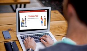 450 empresas ofrecen puestos de trabajo a través de plataforma del MTPE