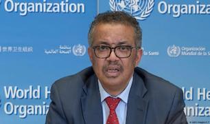 OMS advierte al mundo estar preparado para una próxima pandemia