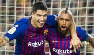 Se sienten pasos: Vidal y Suárez estarían cada vez más cerca de la Serie A de Italia