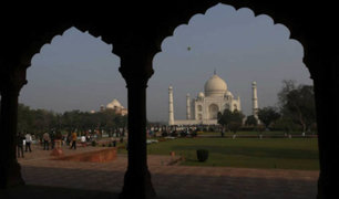 Reabrirán el Taj Mahal pese al incontenible avance del  coronavirus en India