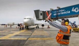 Vuelos internacionales: Mincetur evalúa reabrir más destinos