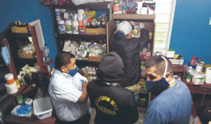 Lambayeque: detienen a falsos médicos que atendían a pacientes, uno de ellos tenía COVID-19
