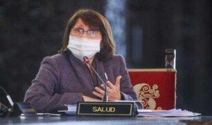 """Medicamentos recomendados contra COVID-19 """"es una decisión conjunta"""", según Minsa"""