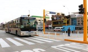 Metropolitano: 7 de los 14 servicios suspendidos reanudan operaciones tras diálogo