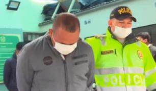 San Miguel: capturan a ladrones que asaltaron a pasajeros de combi