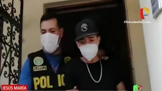 Jesús María: Policía detiene a uno de los presuntos secuestradores de joven