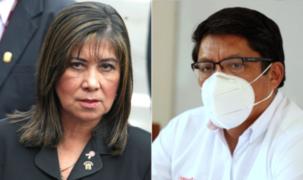 Ética aprobó indagación preliminar a Martha Chávez por expresiones contra Zeballos