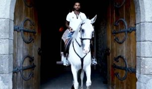 Como un rey: presentación de Ricardo Quaresma con el Vitoria de Guimaraes se hace viral