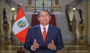Martín Vizcarra podría ser investigado por Fiscalía tras difusión de audios