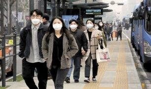 Corea del Sur: crean mascarilla que purifica el aire