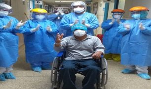 ¡Buenas noticias! Covid-19: Perú supera los 984 mil pacientes recuperados